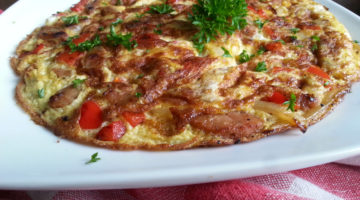 Omelet Latino